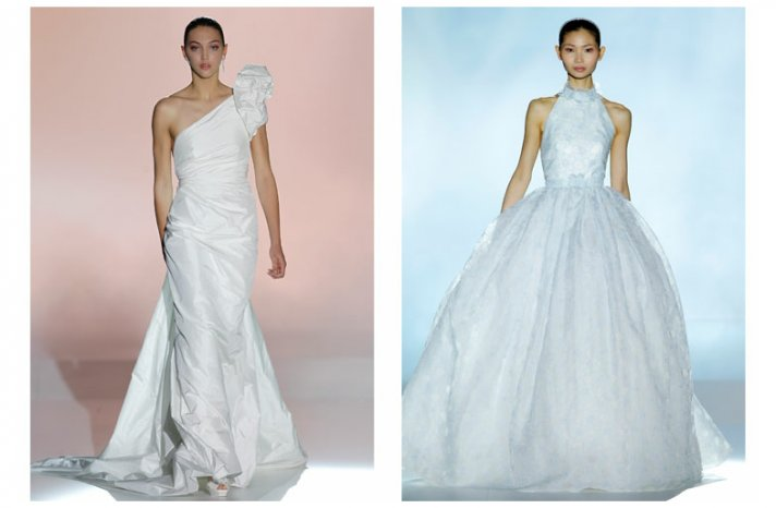 wedding dresses by Rosa Clara spring 2013 bridal gown 10