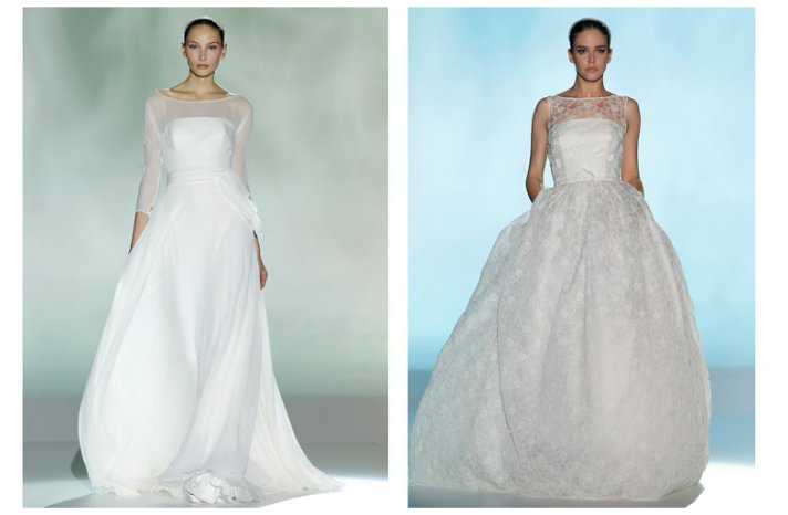 wedding dresses by Rosa Clara spring 2013 bridal gown 15