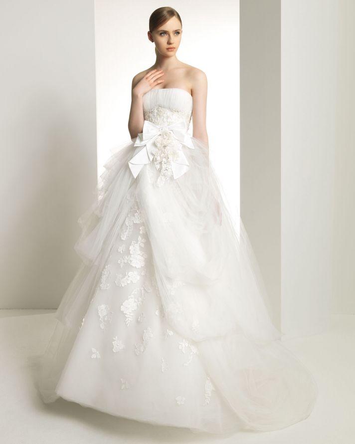 2013 wedding dress Zuhair Murad for Rosa Clara bridal gowns 101