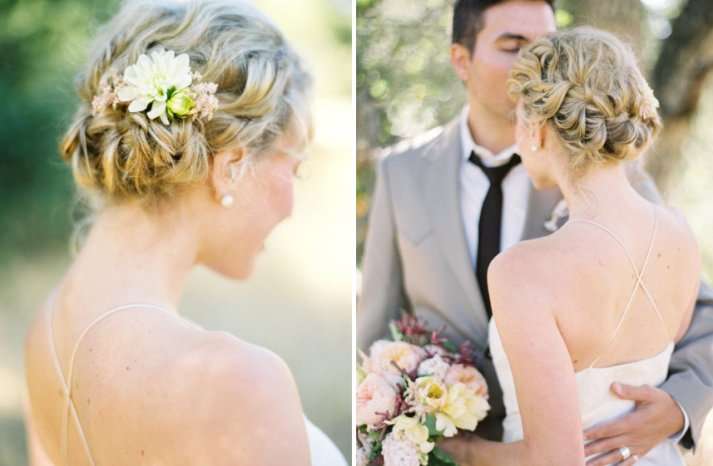 15 bridal updos we love wedding hair inspiration 15