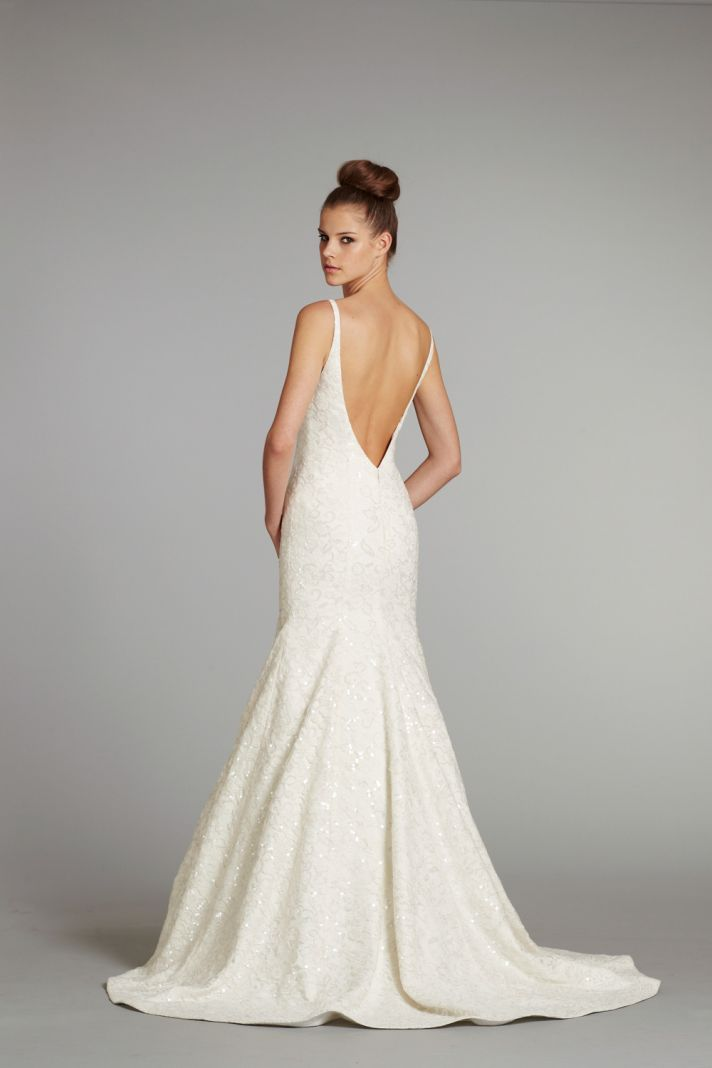 new bridal gowns fall 2012 wedding dress hayley paige for JLM couture Vanna