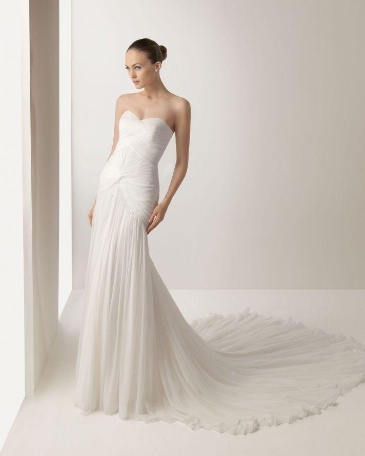 2013 wedding dress Soft by Rosa Clara bridal gowns Java