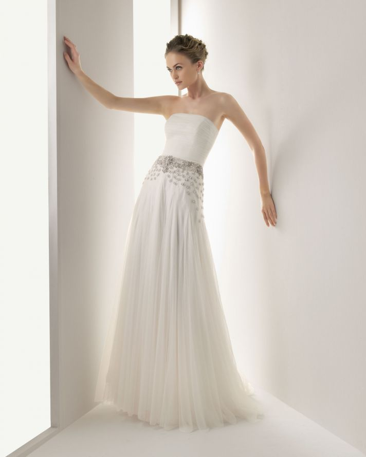 2013 wedding dress Soft by Rosa Clara bridal gowns Jemal