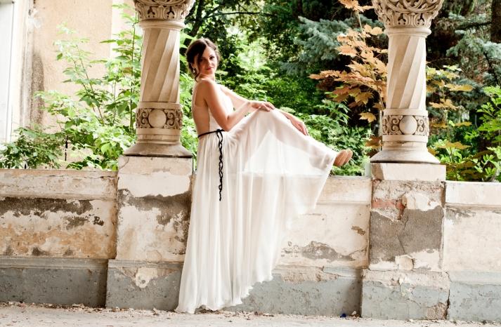 gorgeous Etsy wedding dresses handmade bridal gowns 2