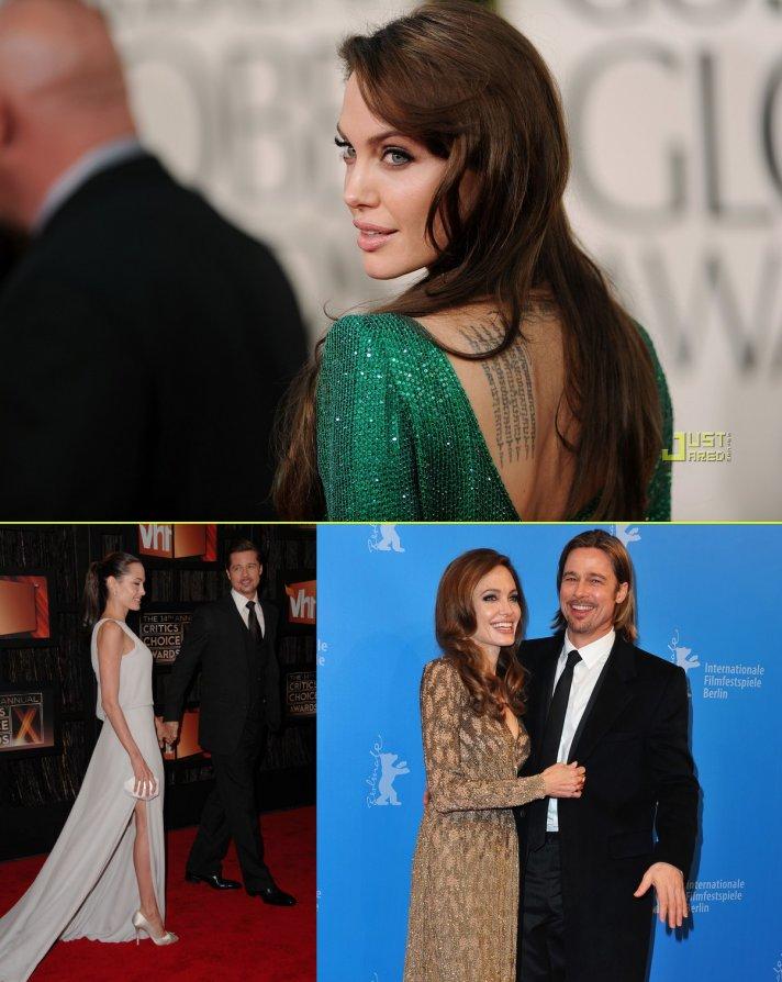 brad pitt angelina jolie wedding rumors august 2012 celebrity weddings