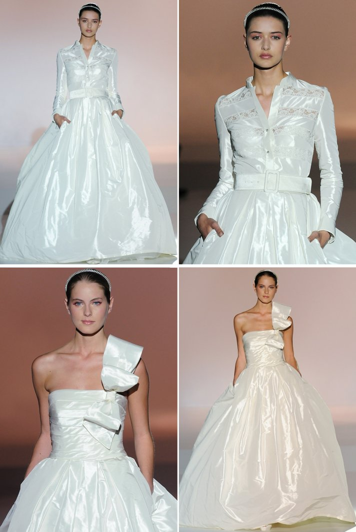 2013 wedding dresses International bridal couture bridal gown from Spain Rosa Clara