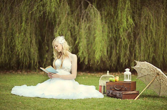 Fun Ideas For A Picnic Wedding Reception