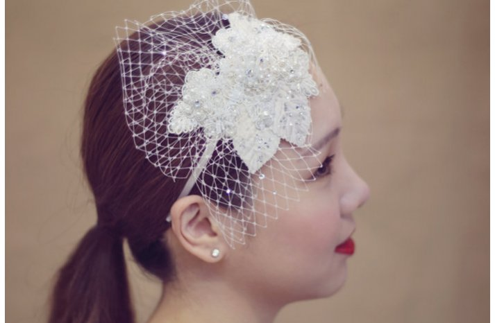 wedding hair accessories for brides seeking the unique bridal headbands 4