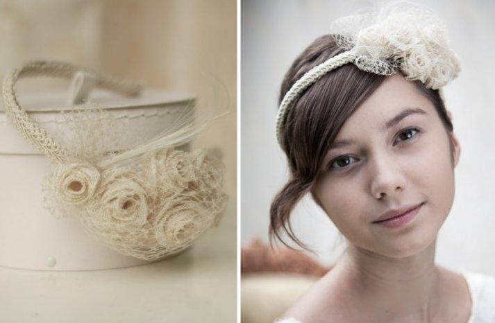 beautiful bridal hair accessories Parant Parant wedding headband