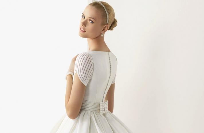 2013 wedding dresses beautiful statement backs by Rosa Clara 2
