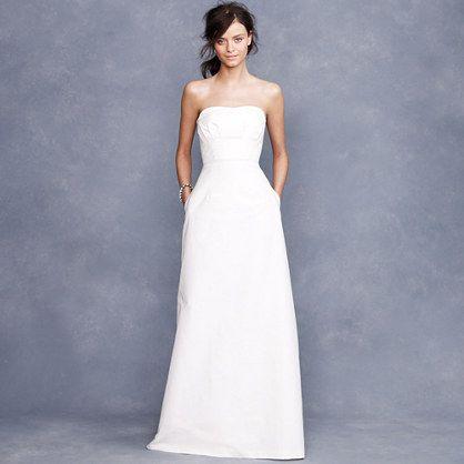 Wedding Dresses With Pockets 66 Superb Miranda Gown at J