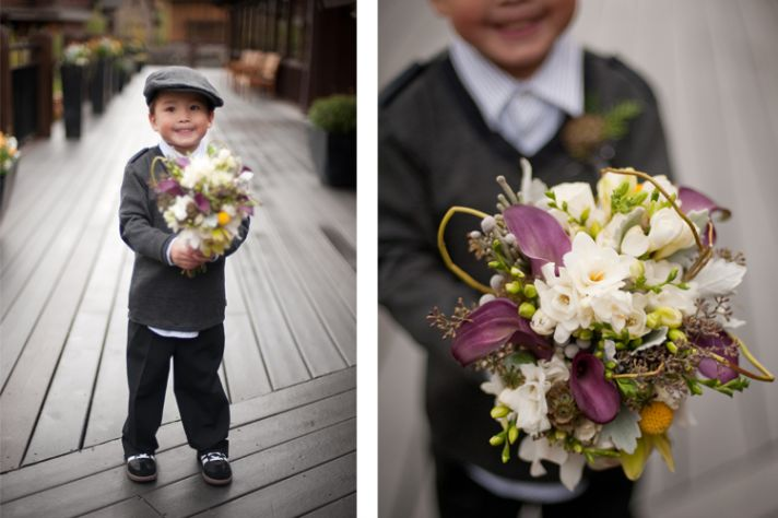 priceless wedding photos escape from wedding planning stress Unforgettable Ring Bearers adorable smi