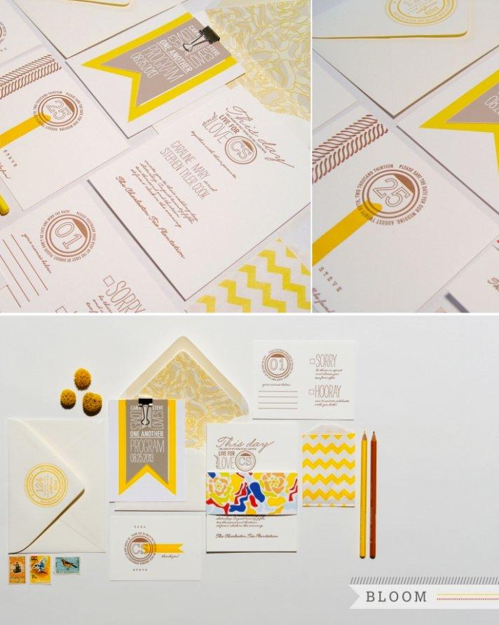 beige yellow tan wedding colors decor design inspiration