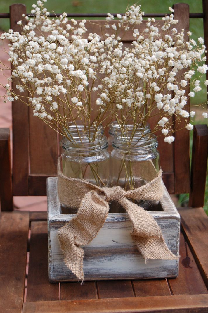 wedding themes and ideas rustic ranch weddings reception decor mason jar centerpieces