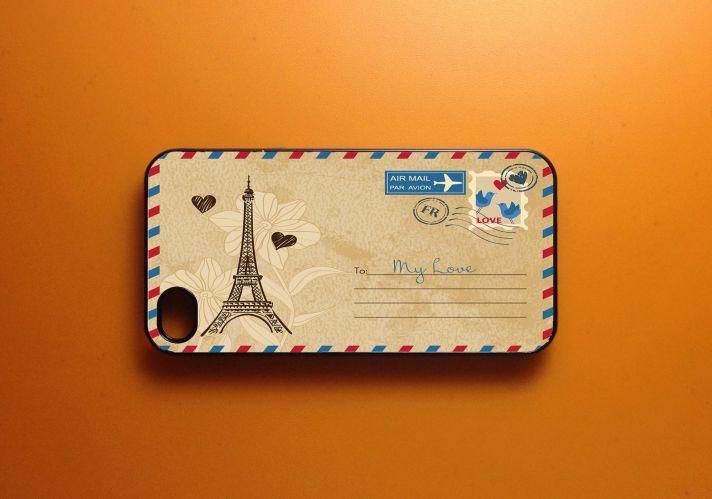 iphone 5 cases for brides vintage postcard