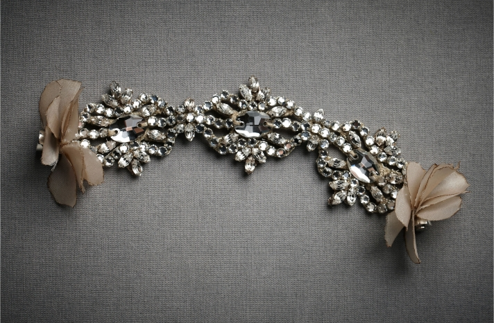 BHLDN bridal jewelry for vintage brides wedding bracelet 3