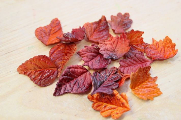 fondant wedding finds to add sweetness to handmade weddings leaves