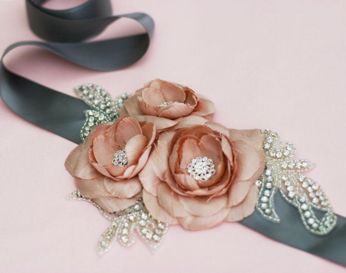 6 stunning handmade wedding dresses and bridal accessories 4