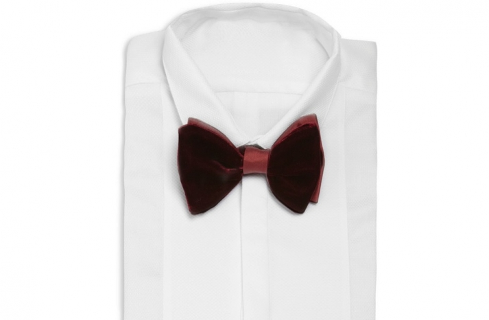 grooms wedding attire awesome bow ties for stylish guys maroon velvet