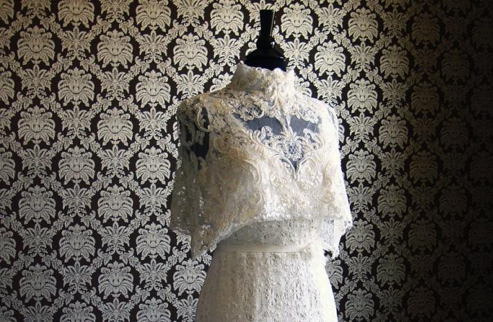 beautiful bridal boleros to top a simple wedding dress vintage beaded lace