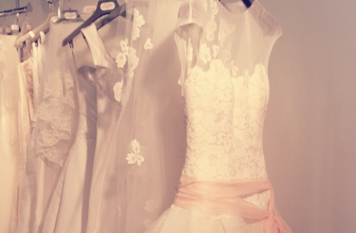 spring 2013 wedding dress bridal runway instagrams 3