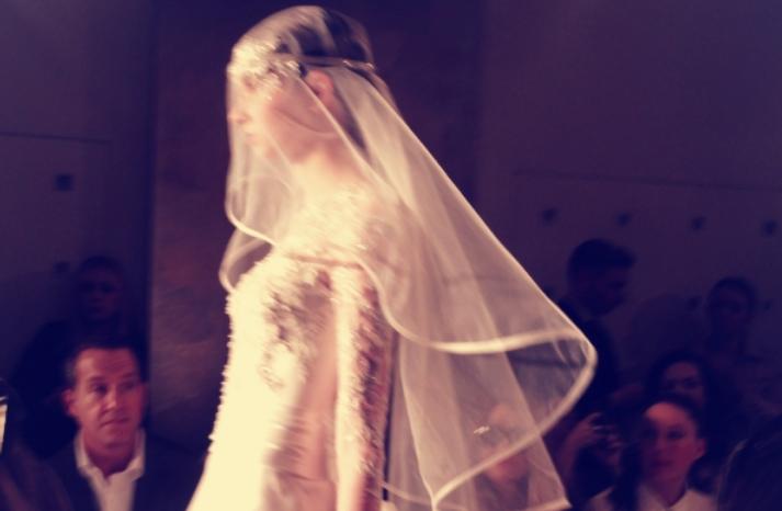 spring 2013 wedding dress bridal runway instagrams 9
