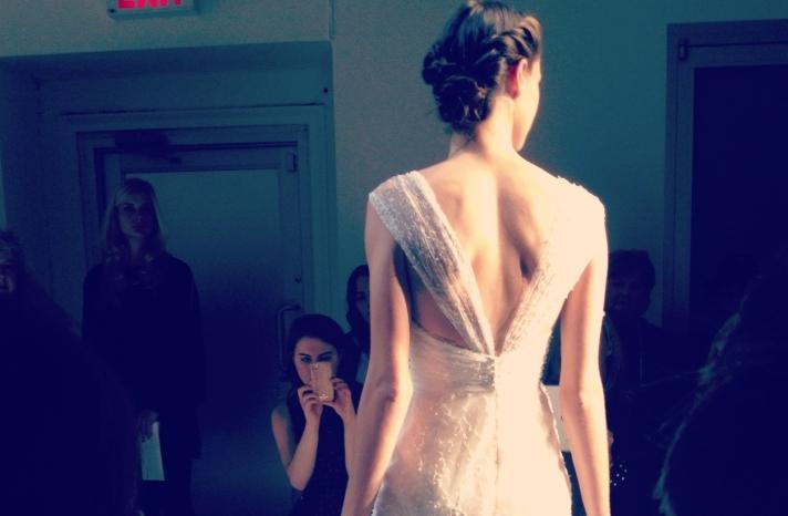spring 2013 wedding dress bridal runway instagrams 15
