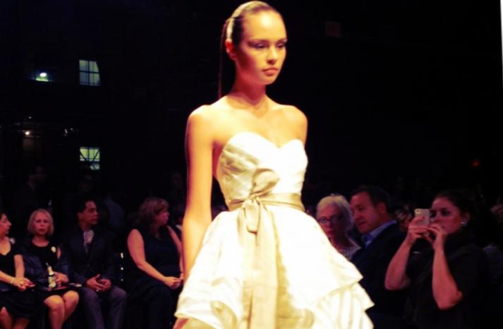 spring 2013 wedding dress bridal runway instagrams 21