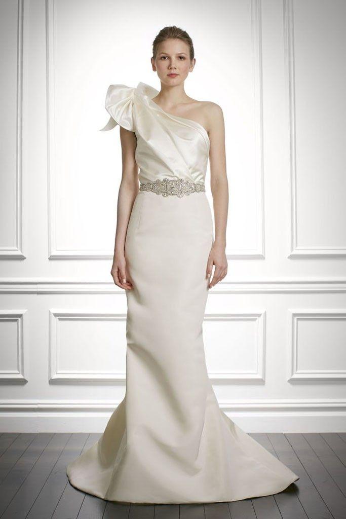 fall 2013 wedding dress Carolina Herrera bridal gowns 9