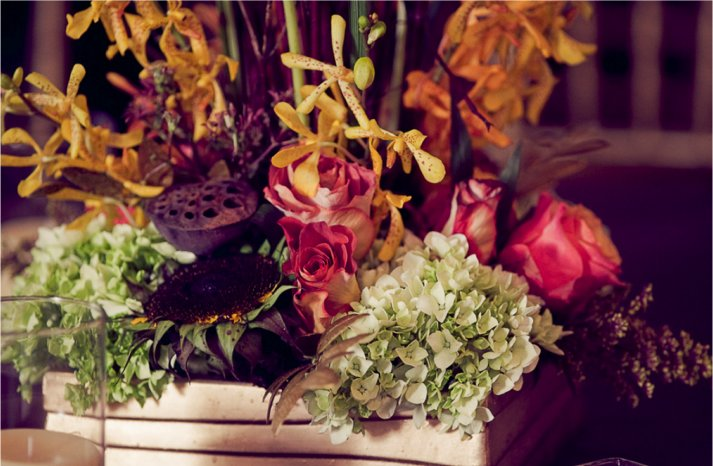 fall wedding flowers bouquets and centerpieces rustic centerpiece