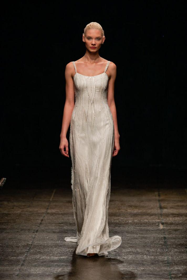 Spring 2013 wedding dress Lazaro bridal gowns 3318