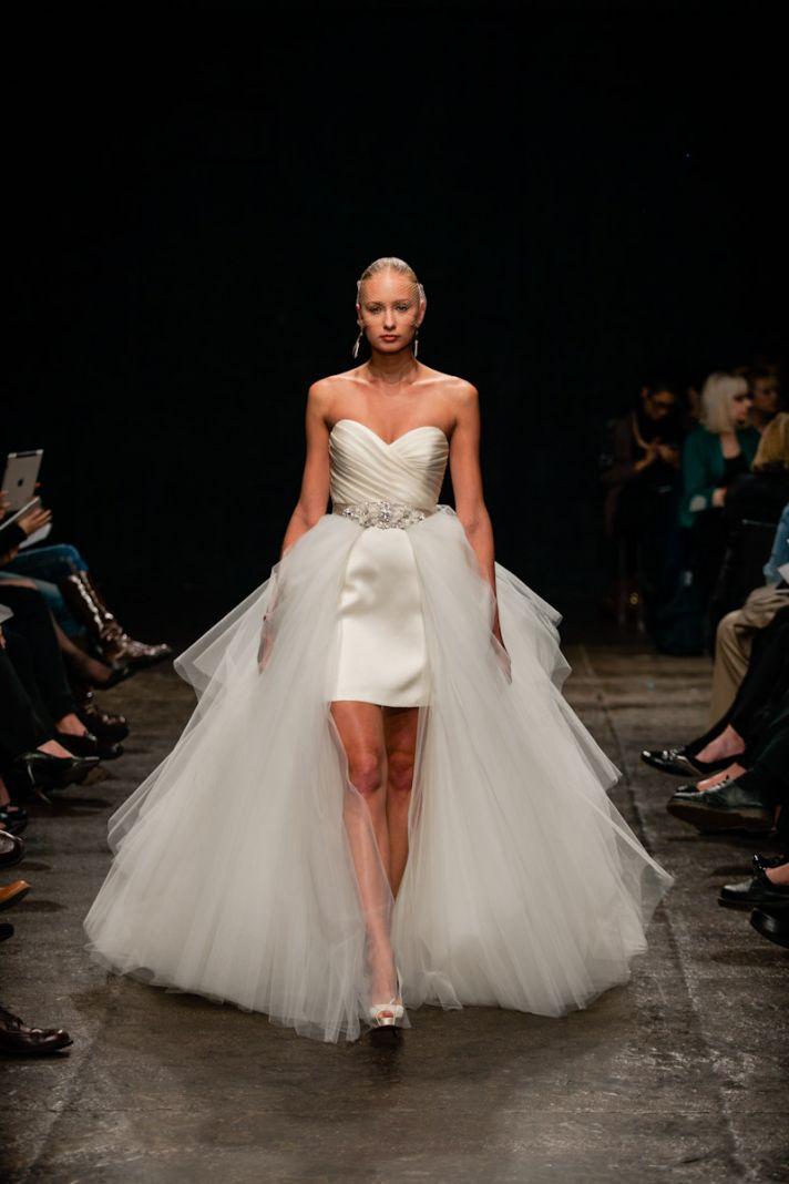Spring 2013 wedding dress Lazaro bridal gowns 3310