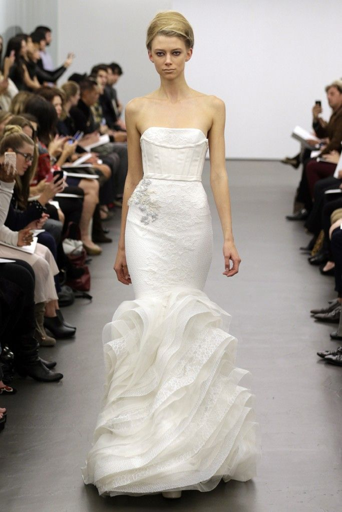 Return to Romance with Vera Wang, Fall 2013