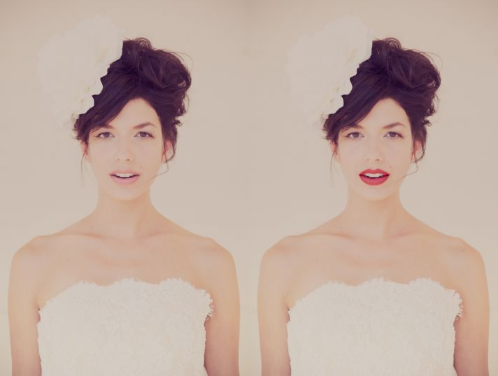 Vintage Bridal Beauty Two Ways!