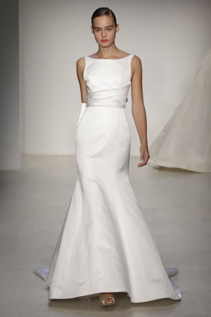 Understated Elegance For The Timeless Bride Fall 2013 Amsale