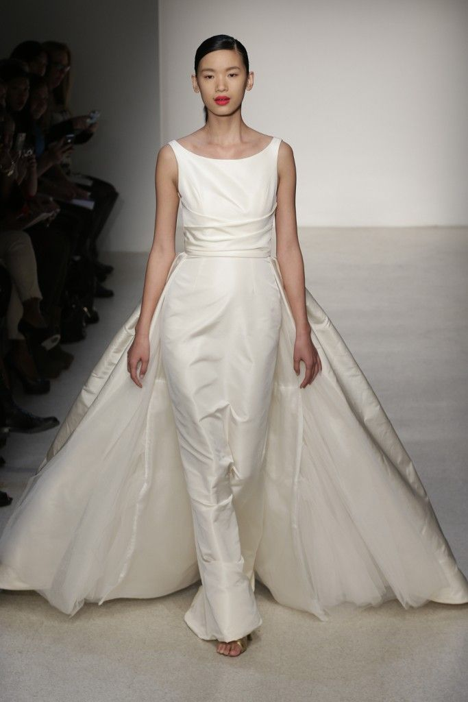 Understated Elegance for the Timeless Bride: Fall 2013 Amsale ...