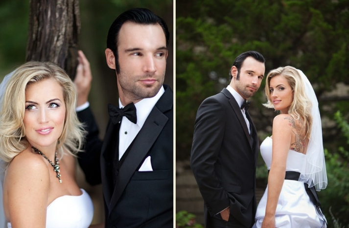 handsome hairstyles for grooms and the men in weddings 12