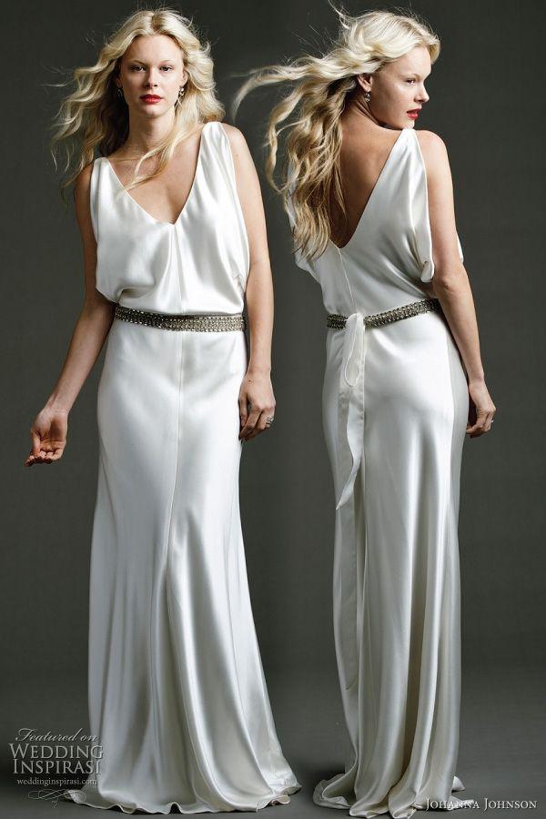 johanna johnson wedding dress 2011