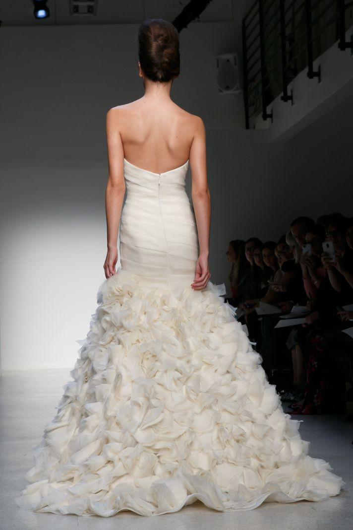 Fall 2013 Wedding Dress Kenneth Pool by Amsale bridal gowns 9