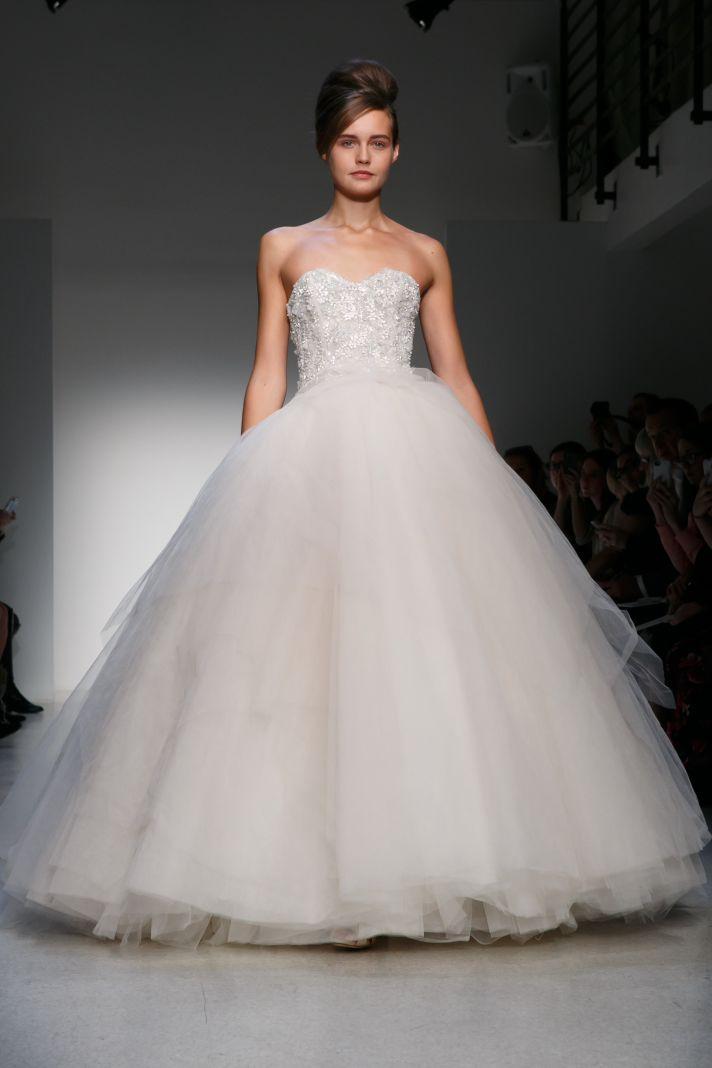 Kenneth Pool Wedding Dress 0 Elegant Fall Wedding Dress Kenneth
