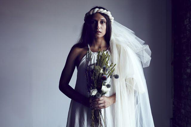 wedding veils fox fodder farm le paola peu flower 5