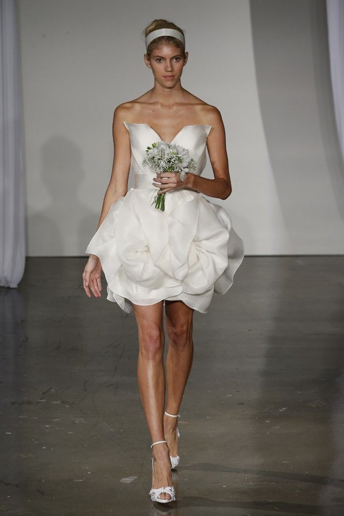 Fall 2013 wedding dress Marchesa bridal 20