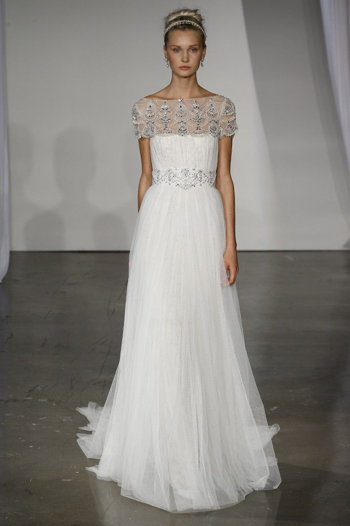 Fall 2013 wedding dress Marchesa bridal 13