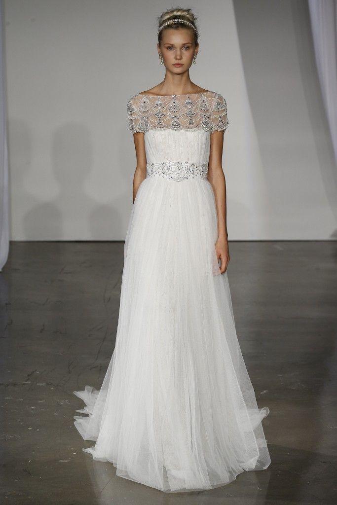 Fall 2013 wedding dress Marchesa bridal 13