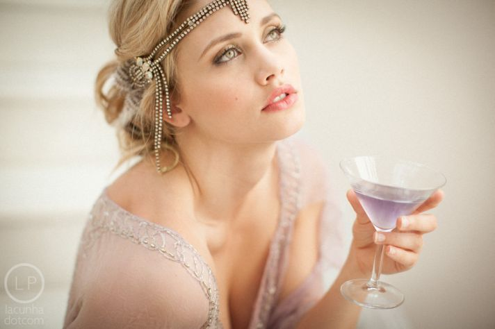 Great Gatsby Wedding Inspiration for Vintage Brides 2