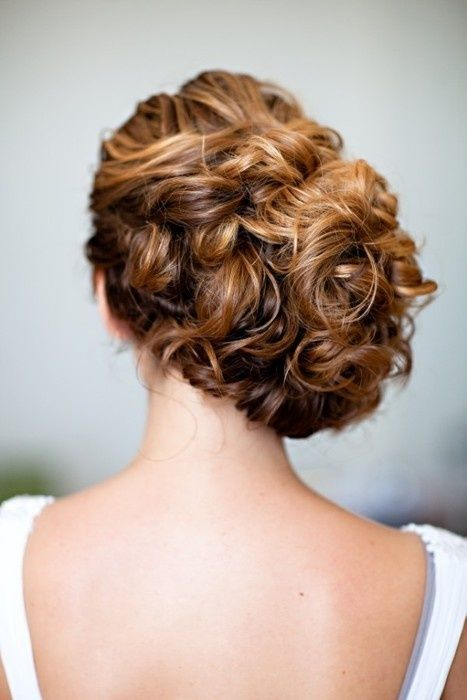 Easy Breezy Bridal Updos 8