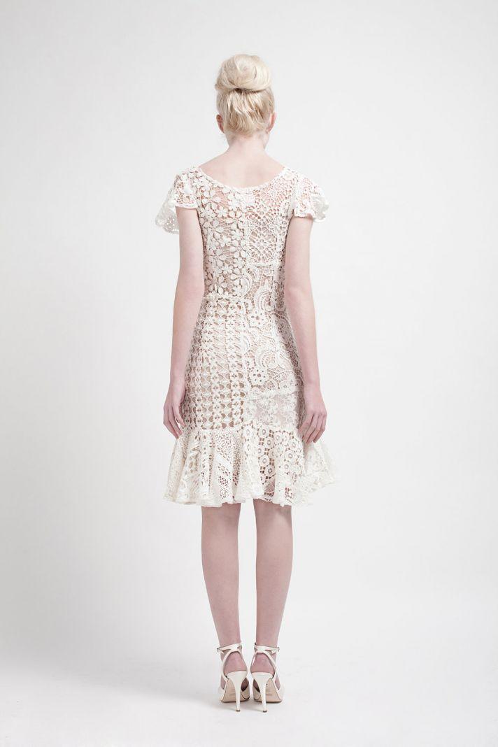 Handmade Wedding Dresses Bridal Designers to Watch Kelsey Gemma 1
