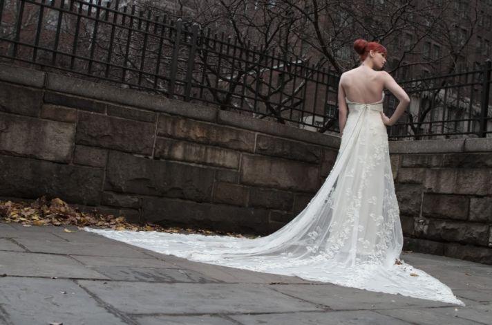 Celebrity Wedding Dress Designers Randi Rahm for The Bachelorette Ashley Hebert 9