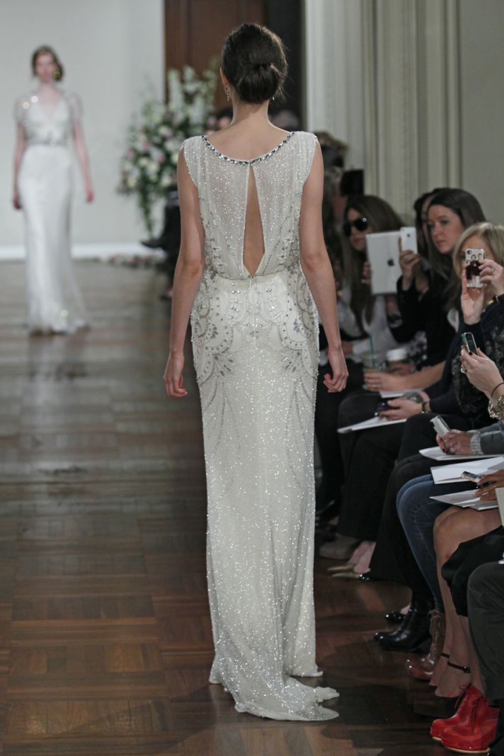 Spring 2013 Wedding Dress Jenny Packham bridal gowns Esme