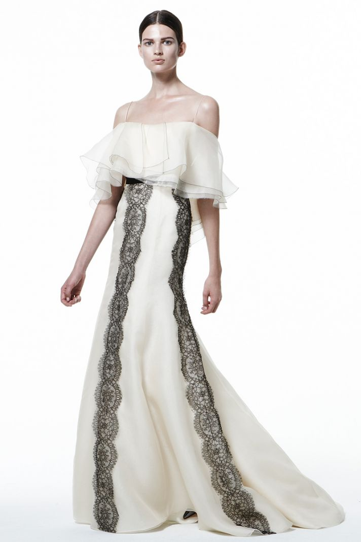White Aisle Style Inspiration from Pre-Fall 2013 Designer ...